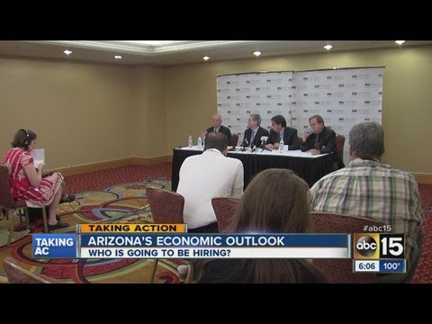 Arizona's economic outlook