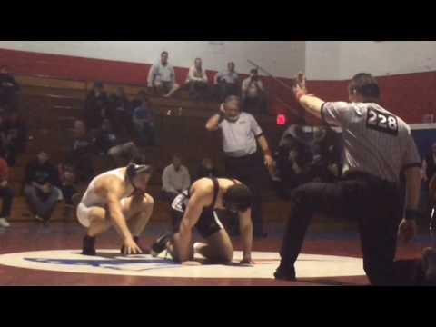 Lenape Valley's Nick Palumbo beats Clifton's James Murdoch