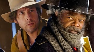 The Ridiculous 6 (Hateful Eight Style)