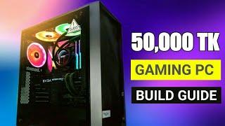 50,000 TK Intel 8th Gen Gaming & Editing PC || in Bangla (2018)
