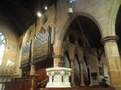 Wedding March On Pipe Organ