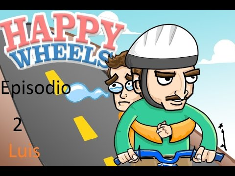 how to break in happy wheels