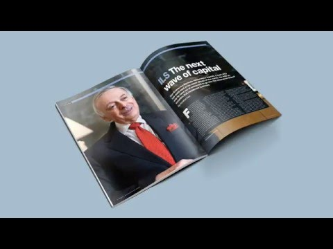 Bermuda Insurance Journal - Re-Branding