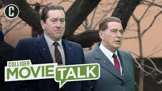 First Half of Scorsese's The Irishman Features De-Aged Cast - Movie Talk