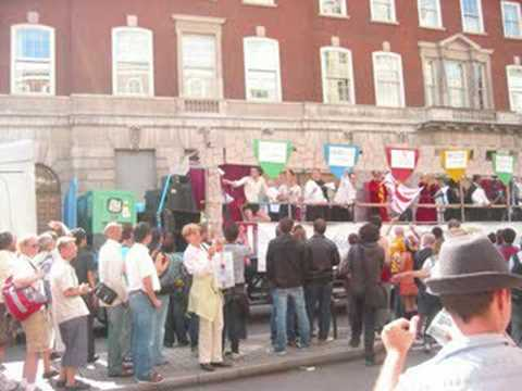 Gay Pride Slideshow- London 2008