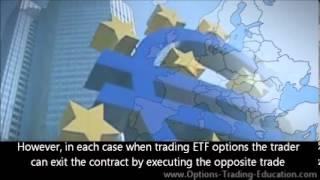 ETF Options Trading