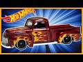 HOT WHEELS 1949 FORD F1  REVIEW