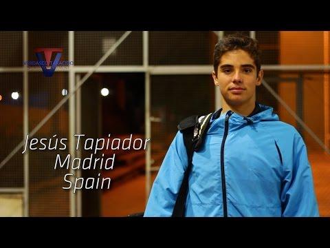 College Tennis Recruitment - Jesús Tapiador (Spain) - FALL 2016 [SUCCESS]
