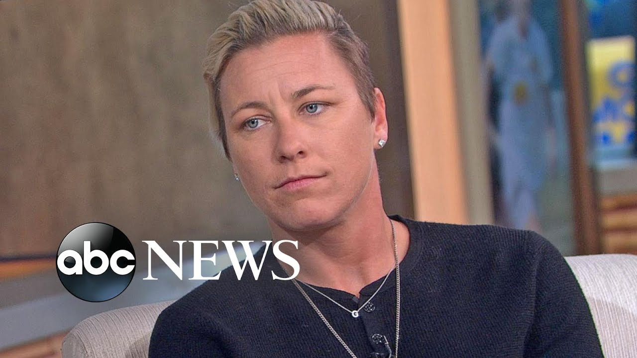Abby Wambach Talks About Coming Out And Divorce With Robin Roberts