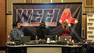 David Ortiz joins Trenni & Tomase at Red Sox Winter Weekend