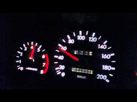 Turbo Hyundai Accent 0 140 km h Acceleration