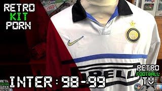 Inter milan away (1998/99) | retro football kit porn