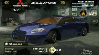 Need for Speed: Most Wanted - E19 - (Xbox Original)