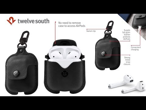 Apple AirPods 2 - Best Apple AirPods 2 Case From Twelve South!