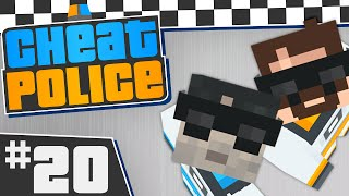 Minecraft - Potty Training - Cheat Police #20 (Yogscast Complete Mod Pack)