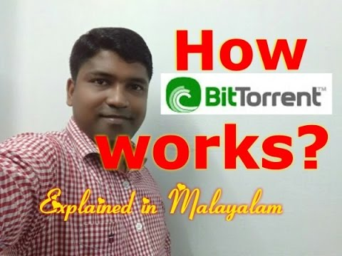 Torrents DOWNLOAD ? Bit Torrent Explained in Malayalam. RANDOM THOUGHTS # 40