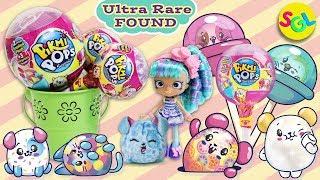 Pikmi Pops Surprise Plushes: Ultra Rare Found  Single Pack &amp Surprise Pack Pikmi Pops  SGL