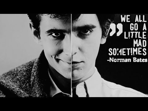 An analysis of norman bates in psycho