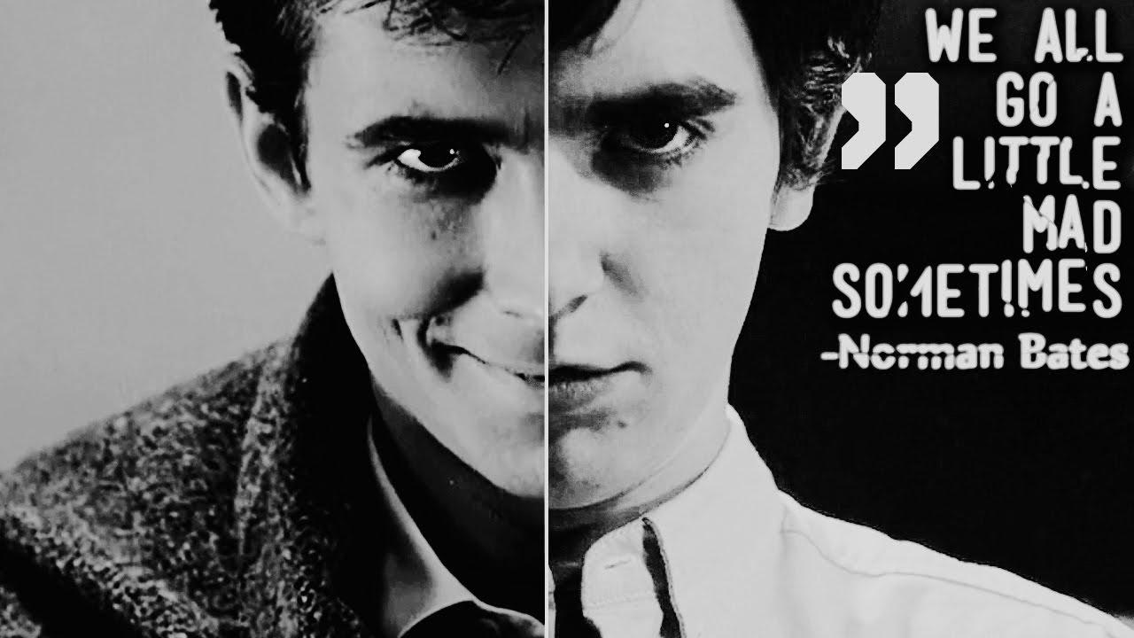 ผลการค้นหารูปภาพสำหรับ Norman Bates