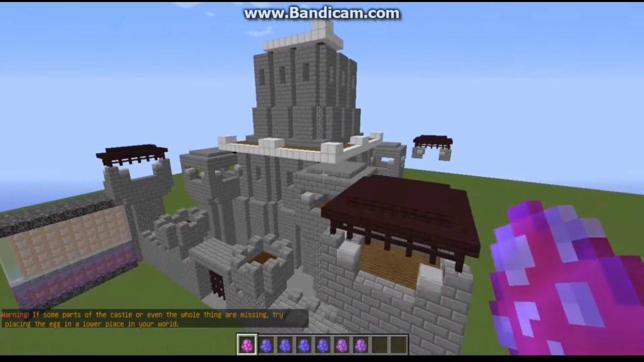 Как с помощью командного блока сделать замок