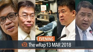 Malacanang, Barangay & SK elections, Umali on articles of impeachment | Evening wRap