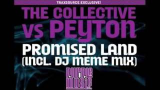 The Collective vs Peyton - Promised Land DJ - Original Mix