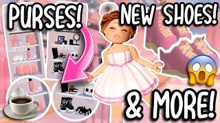 NEW BAGS & PURSES! + NEW *…