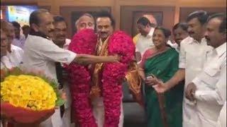 வைகோவின் அன்பில் நெகிழ்ந்து மகிழ்ந்த ஸ்டாலின்  |STV