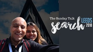 The Sunday Talk – SearchLeeds SEO Conference