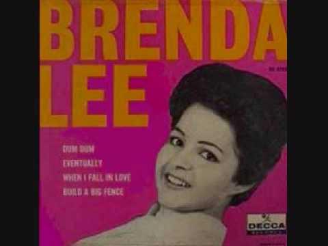 Brenda Lee - Eventually (1961)