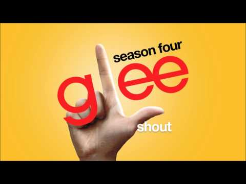 Shout | Glee [HD FULL STUDIO]