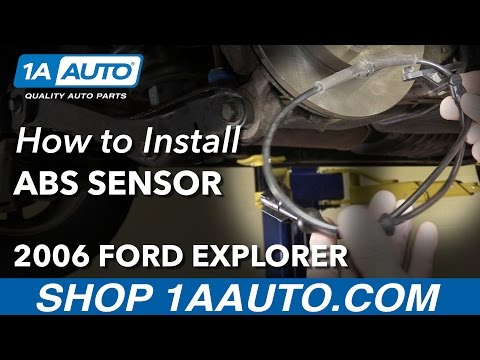 Repeat How to test Rear ABS (RABS) on Ford vehicles by Nate Rowe