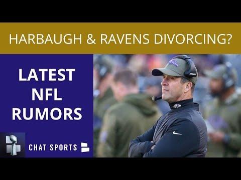 NFL Rumors: Jordy Nelson Retiring, John Harbaugh Leaving Ravens, Le'Veon Bell & Todd Bowles Latest