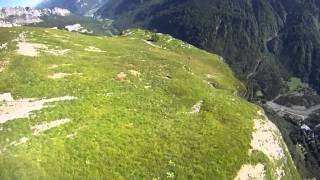 Alex Duncan Wingsuit Proximity Flying
