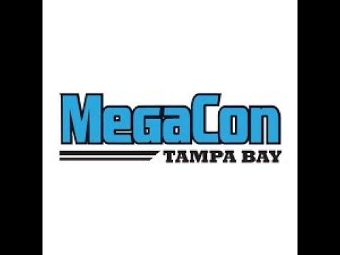 Megacon Tampa bay 2018 Pt 2 .