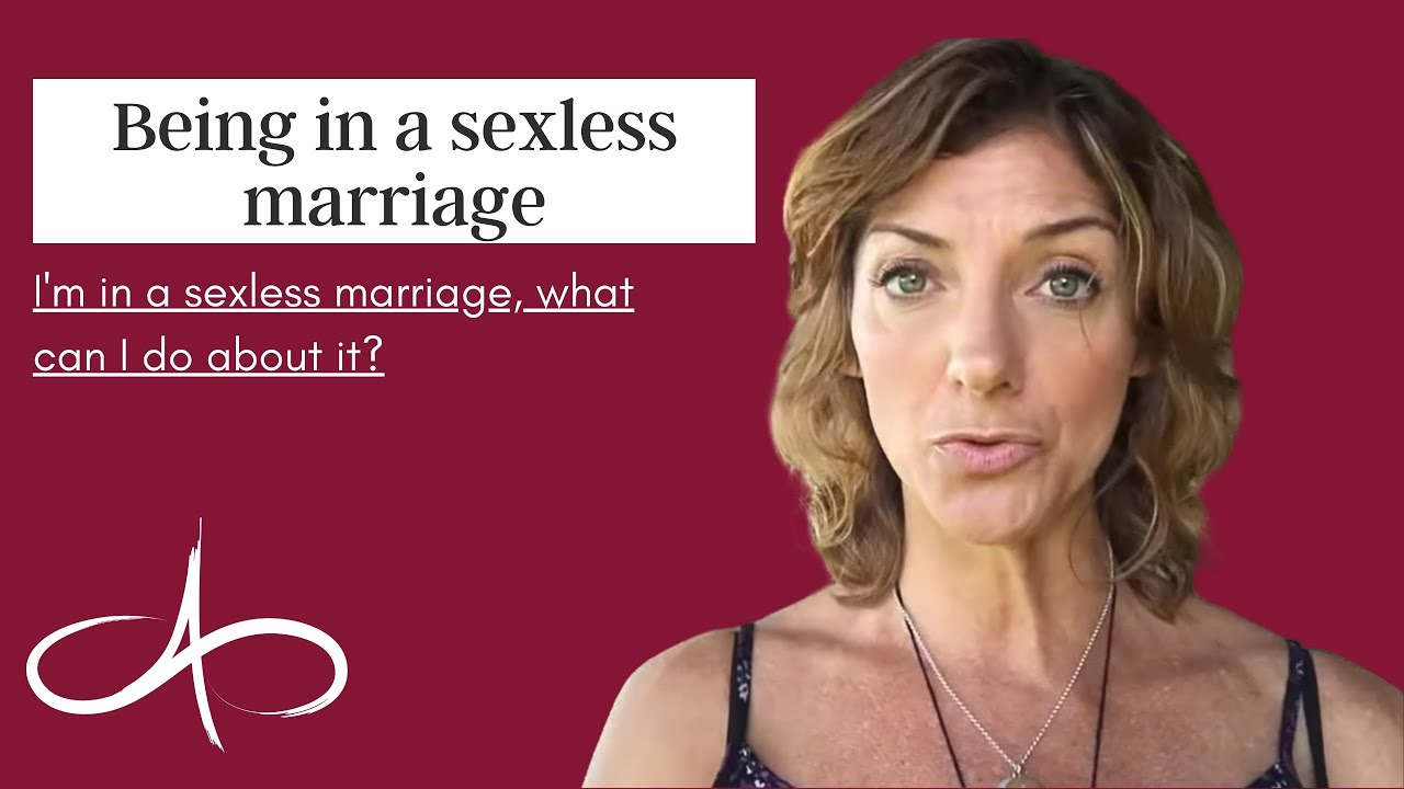 im in a sexless marriage