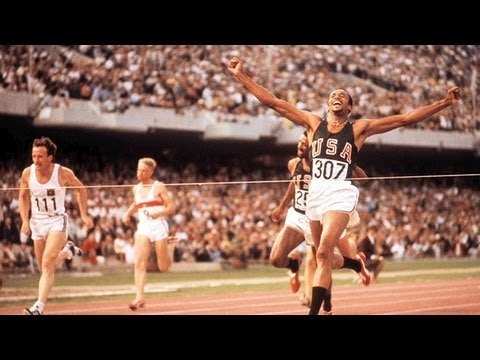 Freedom for Gold - Gold Medal Moments: Tommie Smith