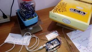 2 load cells using arduino & hx711