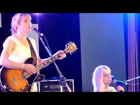 I'm Drunk and You're The Star - Sally Seltmann at Woodford 2010/11