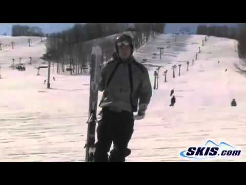grossiste 0112f 9499a 2011 Salomon X-Wing Tornado TI Skis Review from skis.com