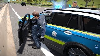 Autobahn Police Simulator 2 - Drug Bust! Gameplay 4K
