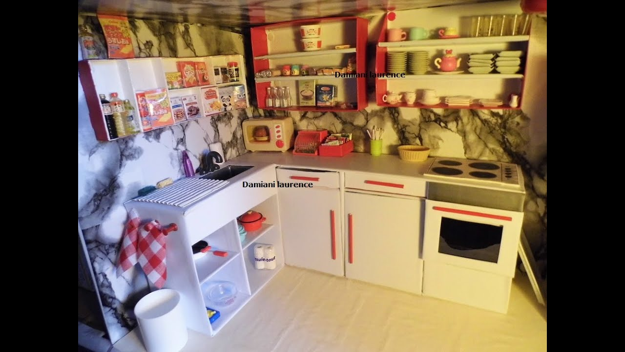 monter meuble cuisine