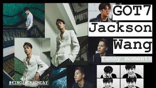 GOT7: Jackson Wang - cute \u0026 funny moments