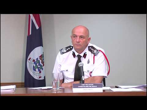 Results of the CIFS Organisational Review, Feb 7 2018