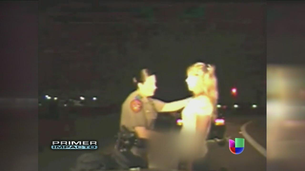 Perturbador video revela a la policía tocándoles las partes íntimas ...