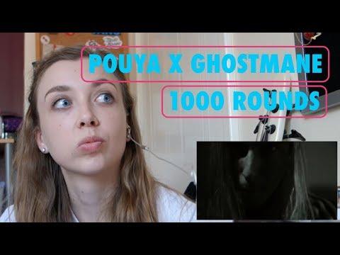 METALHEAD REACTS TO POUYA X GHOSTEMANE - 1000 ROUNDS