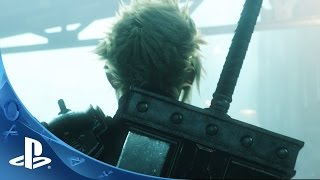 Final Fantasy VII   E3 2015 Trailer ¦ PS4