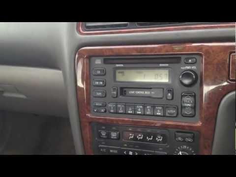 Обзор Toyota Cresta (X100) 3 из 3 (на ходу).mov
