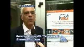 Prof. B. Siciliano intervista TG3 Nea Polis - RAI TG3 - 31 Ott 2007