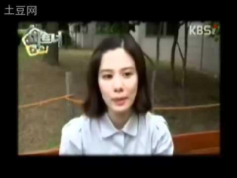 Kim Hyun Joo - Interview/BTS drama partner 2009